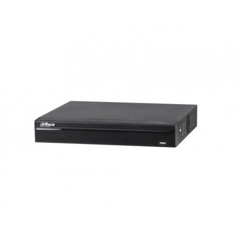 4 Channel Penta-brid 4K Compact 1U Digital Video Recorder
