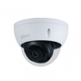 4MP IR Mini Dome Network Camera 2.8mm Lens