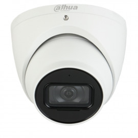 4MP WDR IR Eyeball AI Network Camera 2.8mm Lens