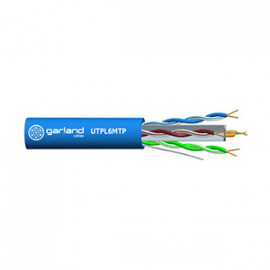 Garland Cable 4 Pair Cat6 UTP 305m Blue