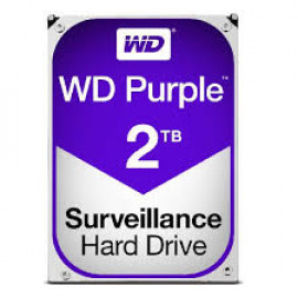 WD Purple 2TB Surveillance HDD