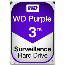 WD Purple 3TB Surveillance HDD