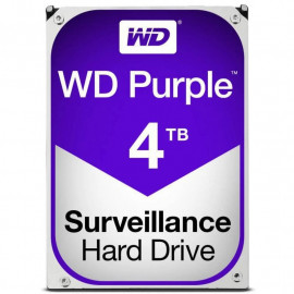 WD Purple 4TB Surveillance HDD