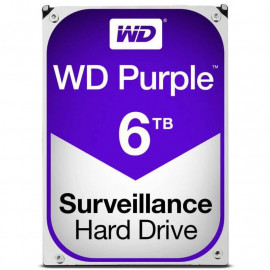 WD Purple 6TB Surveillance HDD