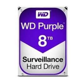 WD Purple 8TB Surveillance HDD