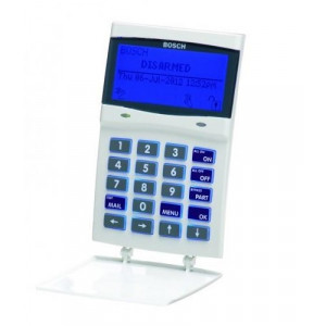 Keypad Graphic Whitecase/Blue+Smartcard