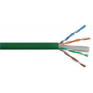 Eversure CAT6 (Green) Cable 305m, Pull Box With Reel