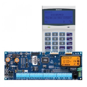 Solution 6000 PCB w/ Keypad Graphic Whitecase/Blue (RD485)
