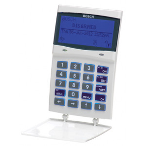Keypad Graphic Whitecase/Blue+Wifi+Tamp