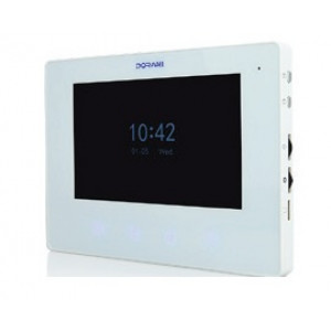 "7.0"" White Memory Monitor Only"