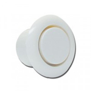 Piezo Screamer Round Flush Mount
