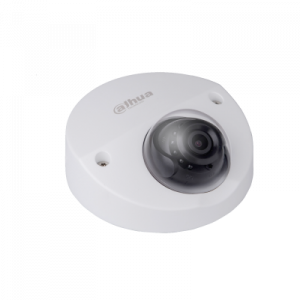2MP IR Mini Dome Network Camera 2.8mm Lens
