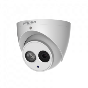 6MP IR Eyeball Network Camera 2.8mm Lens