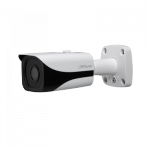 6MP WDR IR Mini Bullet Network Camera 2.8mm Lens
