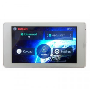 "5"" Touch Screen Codepad"