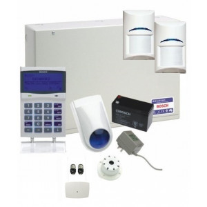 Solution 6000 with 2 Wireless PIR + Graphic Codepad + 2 Premium Keyfob