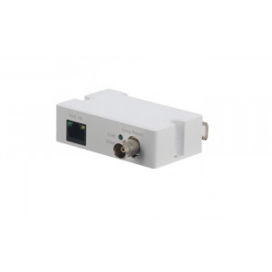Single-Port Long Reach Ethernet over Coax Extender