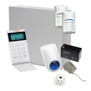 Solution 2000 with 2 PIR + Icon Codepad